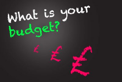 What is your London office budget?