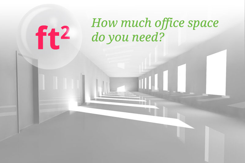 How much London office space do you need?