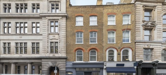 London Office Lease, Covent Garden