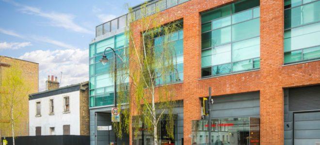 London Office Lease, Euston