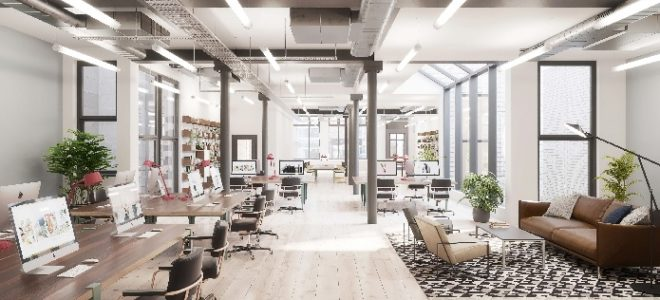 Farringdon Offices, Leased Office