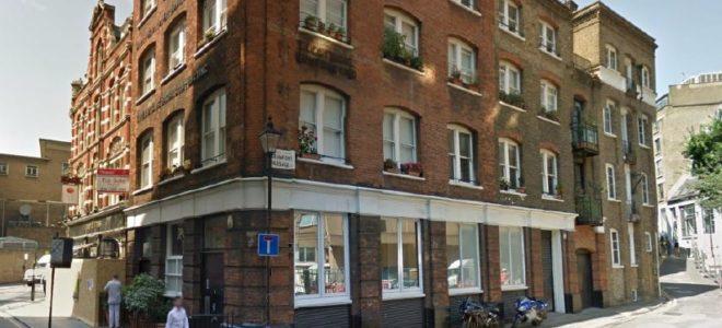 London Office Lease, King's Cross