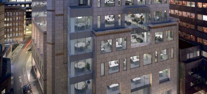Office Space in Holborn, Leased Office