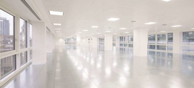 City of London Offices, Leased Office