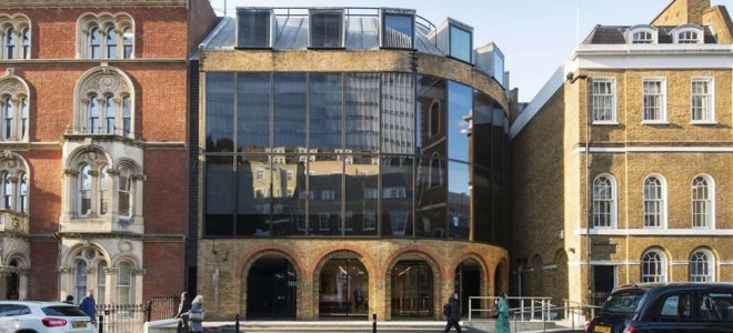Offices in Waterloo & London Bridge, Leased Office