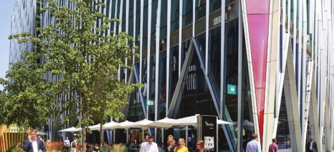 Office Space in Victoria, Leased Office