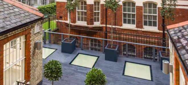 London Office Lease, Mayfair