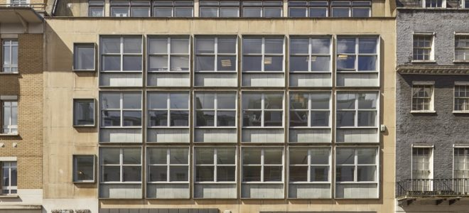 London Office Lease, Mayfair