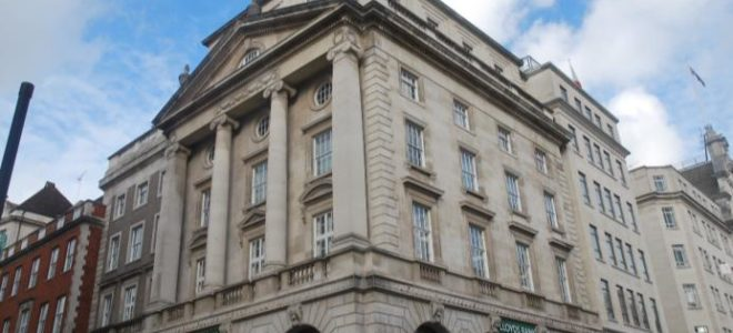 Mayfair Offices, Leased Office