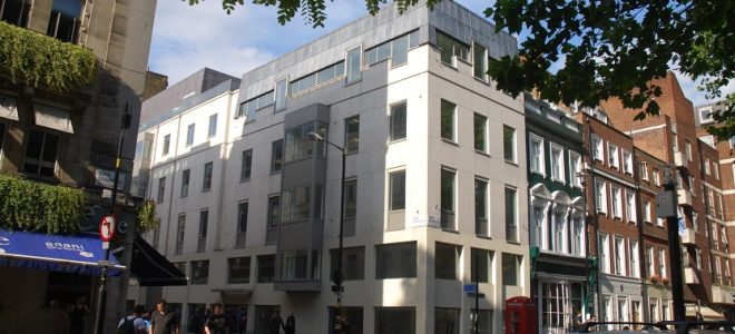 Soho Offices, Leased Office