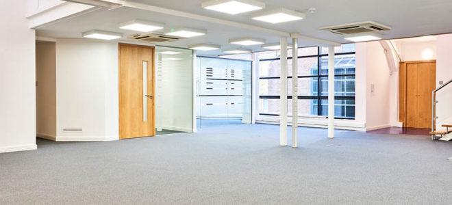 London Office Lease, Kensington & Chelsea
