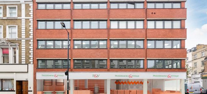 Paddington Offices, Leased Office