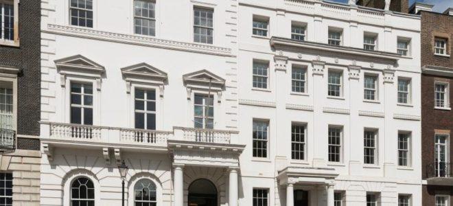 London Office Lease, St James's