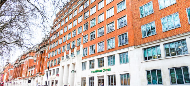 Bloomsbury Offices, Leased Office