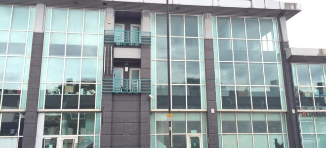 Office Space in Euston, Leased Office