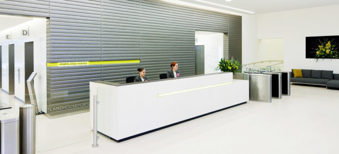 London Office Lease, Victoria