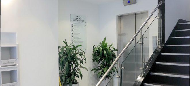London Office Lease, Oxford Street