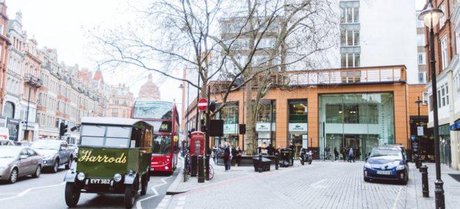 London Office Lease, Knightsbridge