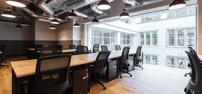 Coworking Space in London, Covent Garden