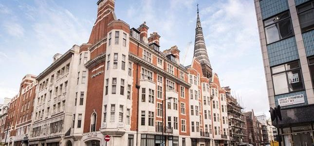 Serviced Offices Oxford Street, Serviced Office, Meeting Rooms