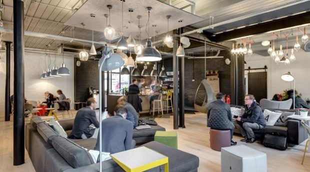 Serviced Offices in Farringdon & Clerkenwell