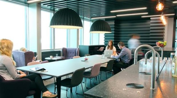 Serviced Offices in Euston