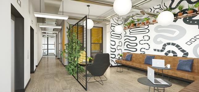Coworking Space in London, Oxford Street