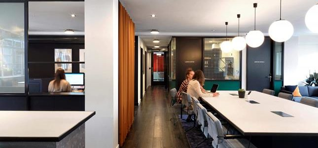 Soho Offices, Serviced Office, Meeting Rooms