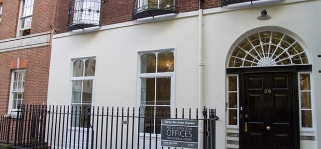 Serviced Offices in Soho, Serviced Office