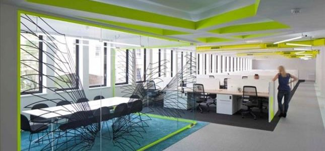 Farringdon Offices, Coworking Office