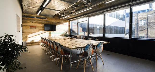 Serviced Offices in The City of London, Serviced Office, Coworking Office