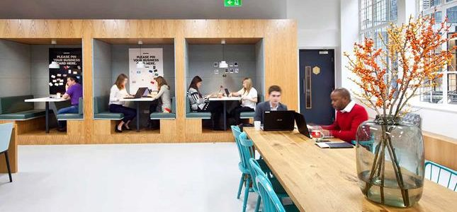 Coworking Space in London, Victoria