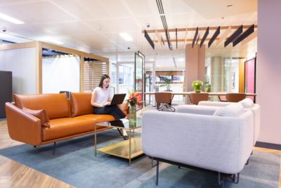 London's serviced office market is now world's most advanced