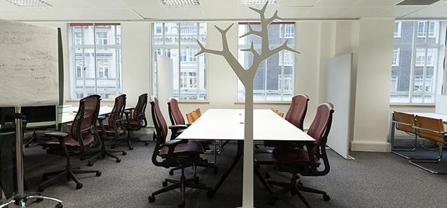 Serviced Offices in Holborn, Serviced Office, Coworking Office