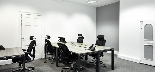 Serviced Offices in Bloomsbury, Serviced Office, Meeting Rooms