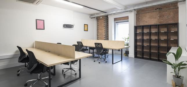 Serviced Offices in King's Cross, Serviced Office