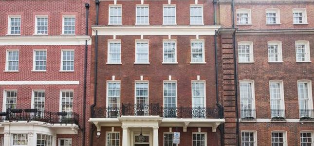 Serviced Offices Mayfair, Serviced Office