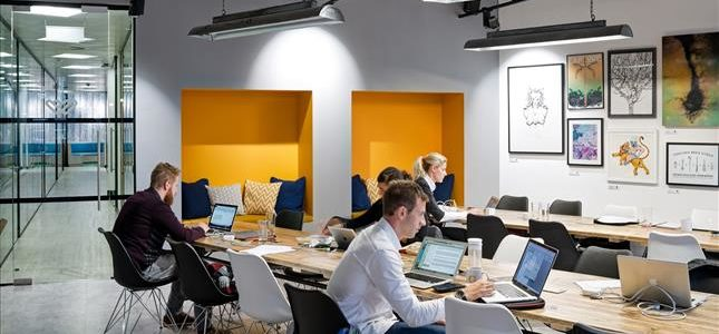 Coworking Space in London, Euston