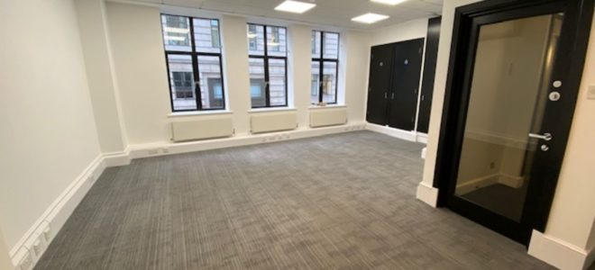 Office in Oxford Street, Serviced Office