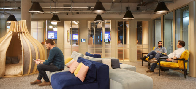 Serviced Offices in Waterloo & Southwark, Serviced Office, Coworking Office