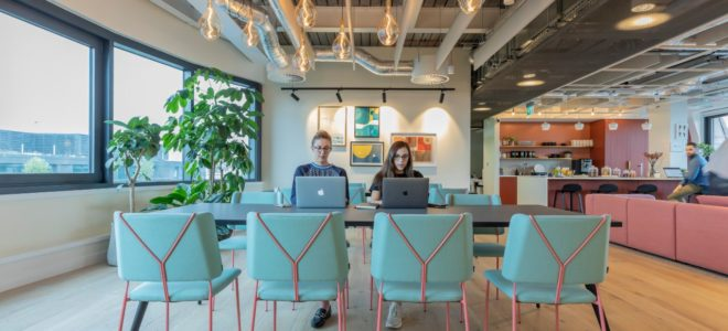 Soho Offices, Serviced Office, Coworking Office