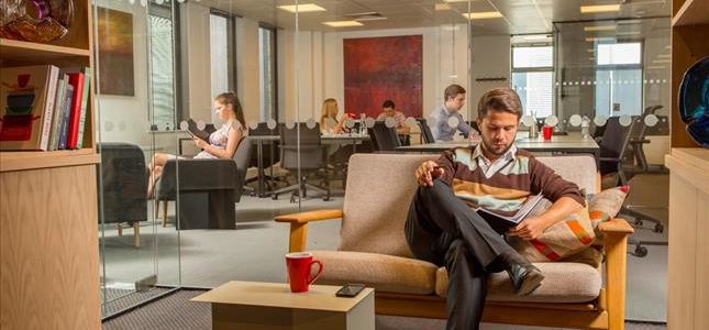 City of London Offices, Serviced Office, Coworking Office