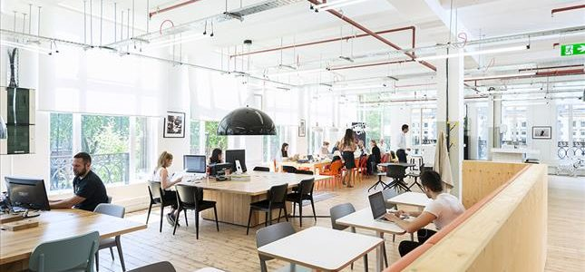 Coworking Space in London, Paddington
