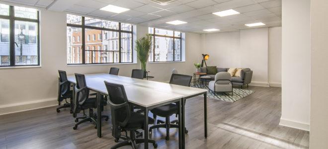 Coworking Space in London, Soho