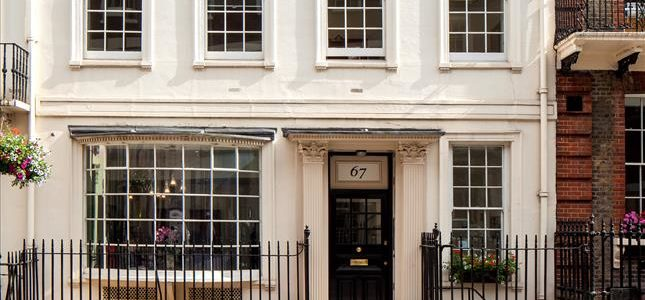Mayfair Offices, Serviced Office