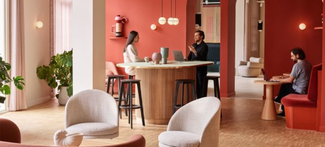 Serviced Offices in Soho, Serviced Office, Coworking Office
