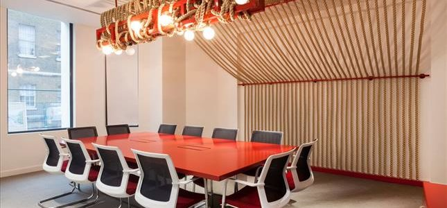 City of London Offices, Serviced Office, Meeting Rooms
