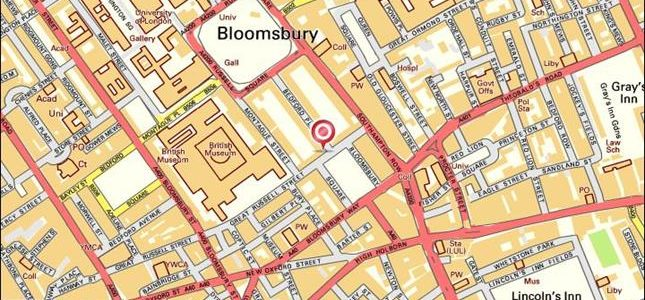 Bloomsbury Offices, Serviced Office, Meeting Rooms