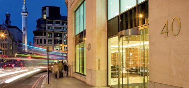 meeting rooms in London, The City of London