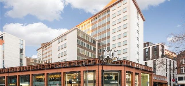 Serviced Offices in Kensington & Chelsea, Serviced Office, Meeting Rooms
